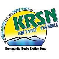 Tour de Los Alamos Sponsor KRSN Radio